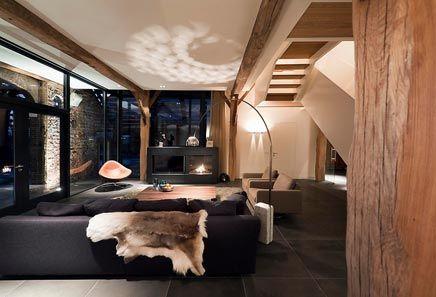 Grote, tóch knusse woonkamer | Inrichting-huis.com | woonkamer met ...