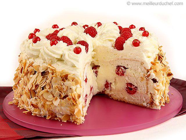 gâteau des anges surprise | recette | gâteau des anges, les anges