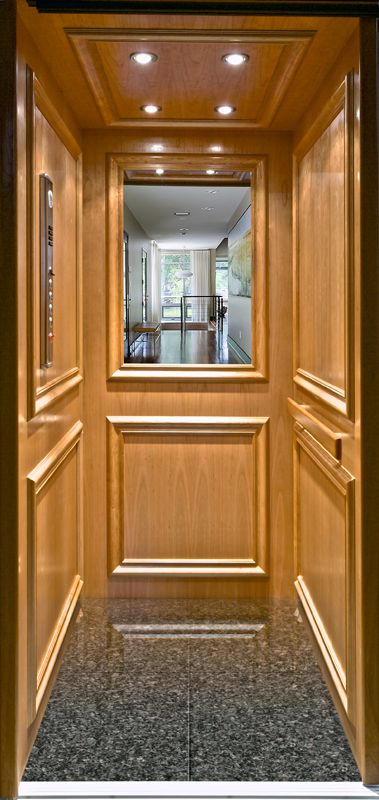 Your Residential Home Elevator Company House Elevation Elevator Interior Home Construction