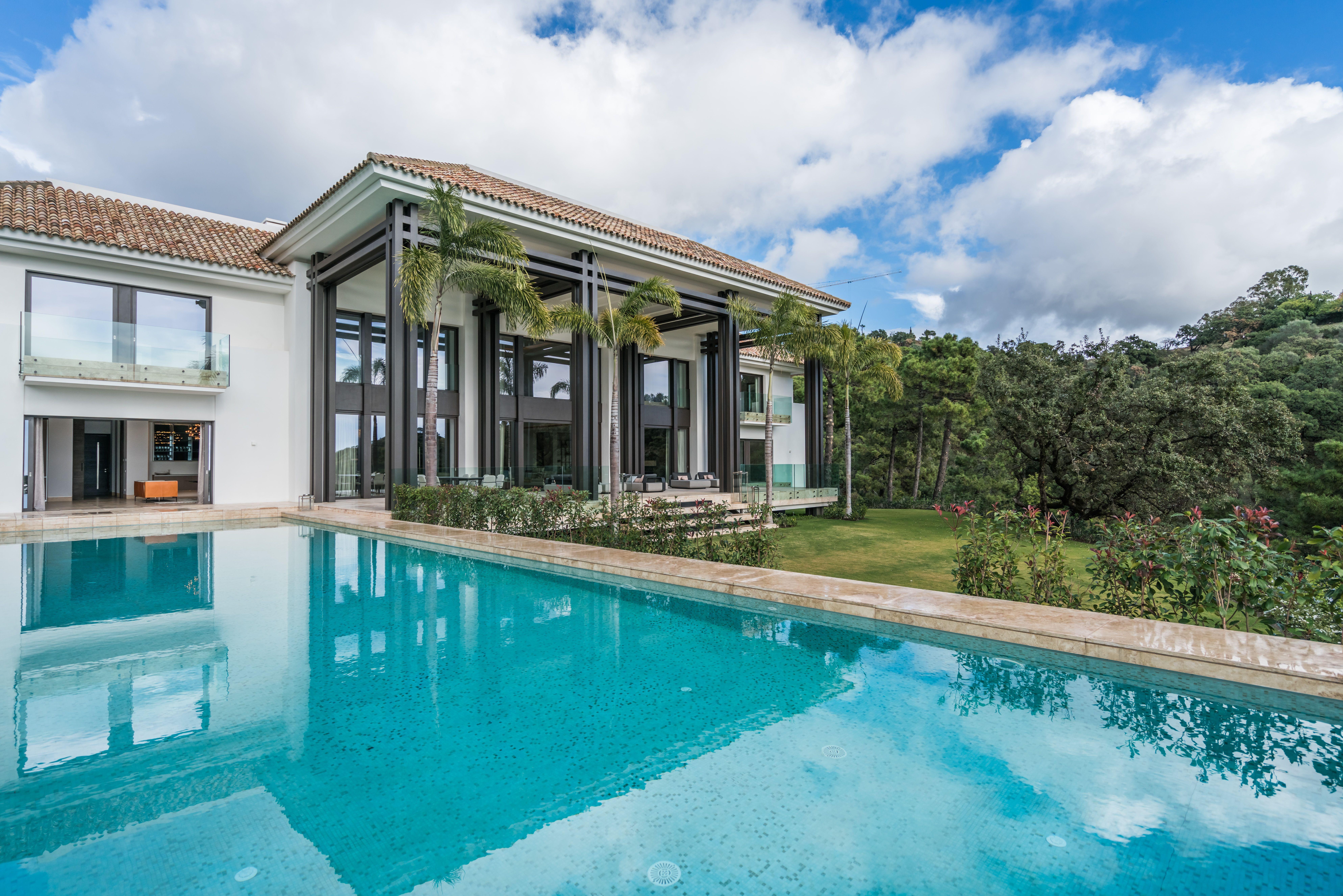 Luxury Home Design Exterior Marbella Villa Real Estate For Sale ...