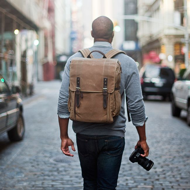 We Love This Stylish Camera Backpack It Also Carries A Laptop Http