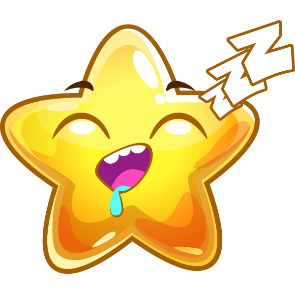 Sleepy Star Smileys 2 Pinterest Emojis And Smileys