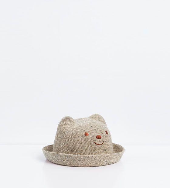d810f620 Image 1 of Little face and ears hat from Zara   Sophia - Clothes ...