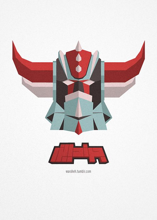 Grendizer By Mothanna Hussein And Tamer Almasri -8266