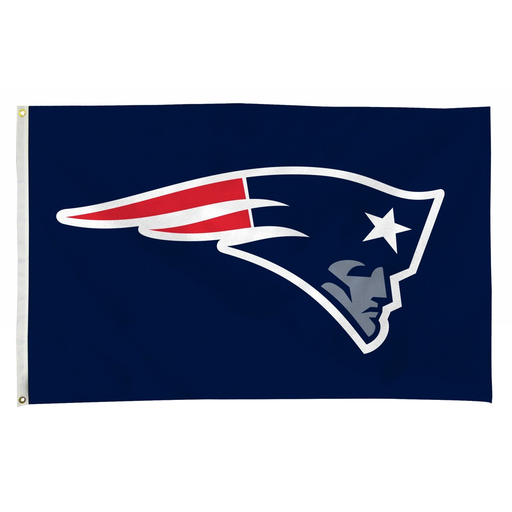 Nfl Buffalo Bills 3 X5 Foot Banner Flag New England Patriots Logo New England Patriots Flag Patriots Logo