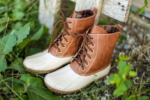Image result for duck boots creme