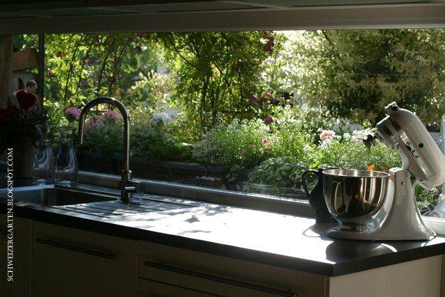 Ein Schweizer Garten Einen Garten selber planen? kitchen