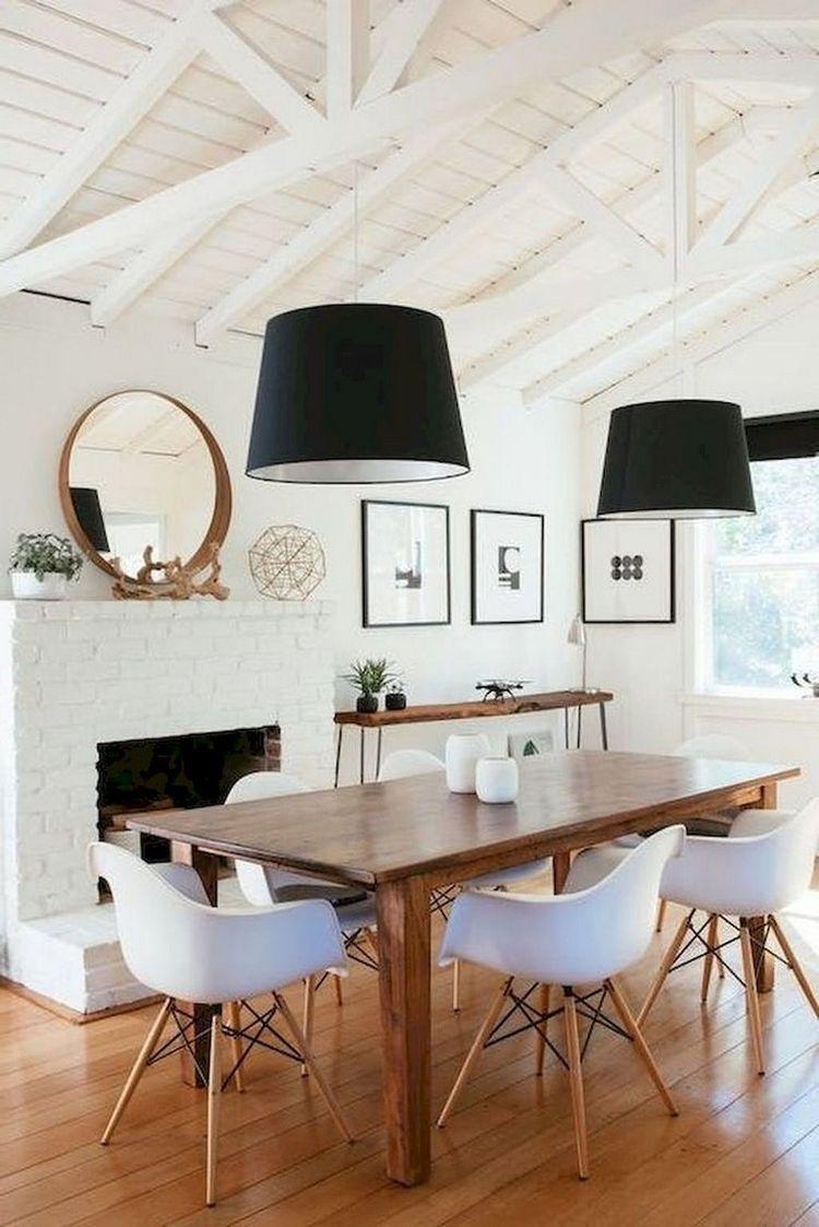 Dining Room Scandinavian Dining Room Modern Farmhouse Dining Room Decor Affordable Dining Room Affordable dining room decor