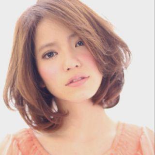 hairstyle bob perm medium japanese  inspiration for
