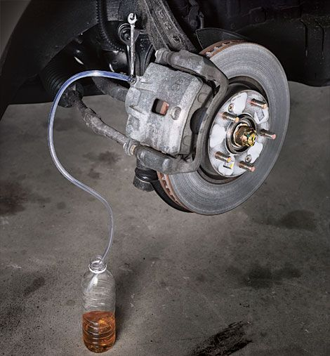 How To Bleed And Flush Your Brakes The Right Way Auto Repair Car Repair Diy Automotive Repair