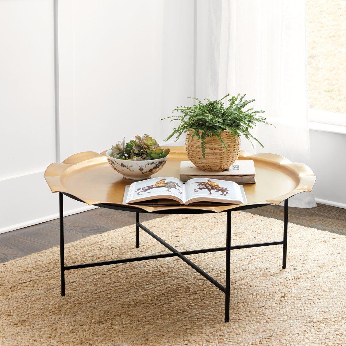 Tamarind Brass Coffee Table Coffee Table Brass Coffee Table Coffee Table Setting [ 1128 x 1128 Pixel ]
