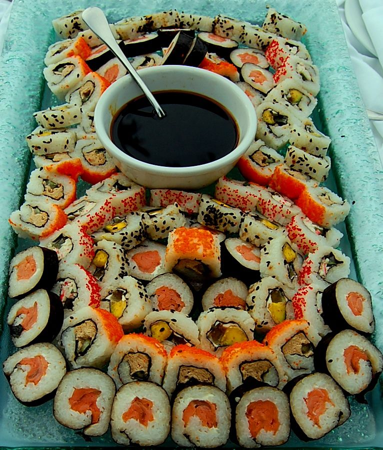Enjoy All The Sushi You Could Dream Of At Now Larimar Punta Cana