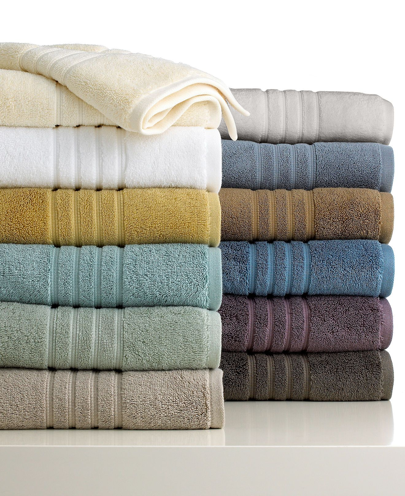 Hotel Collection Finest Bath Towels: Hotel Collection Bath Towels From Macy's Have Had These
