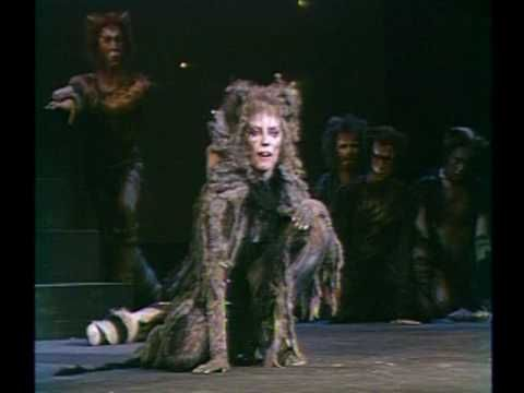 And here she isBetty Buckley singing Memory from  - best of lyrics invitation to the jellicle ball