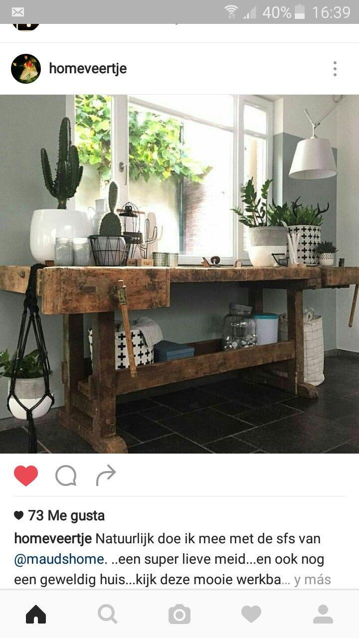 Pin von Leticia Corbo auf Carpenter\'s bench | Pinterest | Hobelbank ...