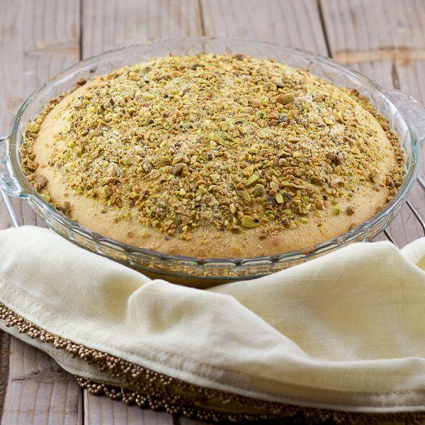 Vasilopita Greek New Year S Bread Recipe Food Greek Recipes Food Recipes
