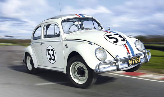 Volkswagen Fusca: Herbie | Sossego.com.br