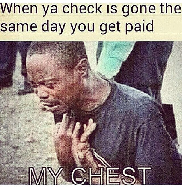 Chest Day Meme Funny