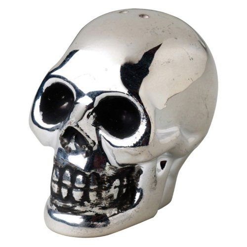 Boston Warehouse The Bone Collector Salt and Pepper Set