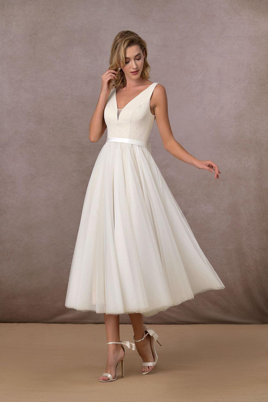 Azazie Windsor Bg Wedding Dresses Azazie In 2021 Tea Length Wedding Dresses Lace Tea Length Bridesmaid Dresses Tea Length Wedding Dress [ 1500 x 1000 Pixel ]