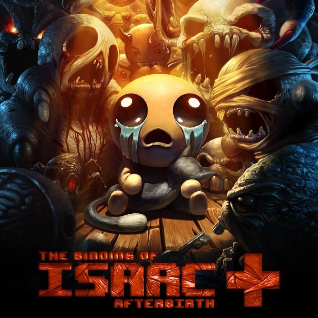 The Binding Of Isaac Afterbirth PC [2017] [MEGA] [ROL
