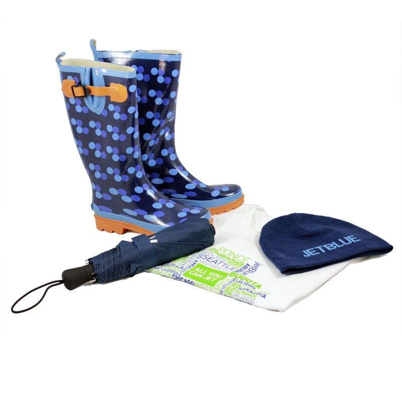 ShopBlue Merchandise Store Blue juice, Rubber rain boots