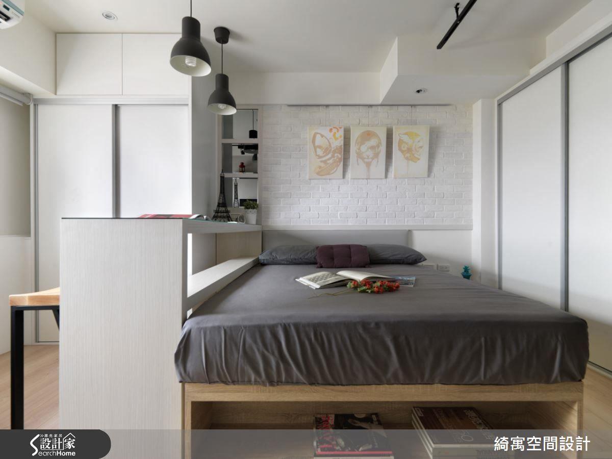 7 坪空間的完美比例!編織單身歸屬感-設計家 Searchome