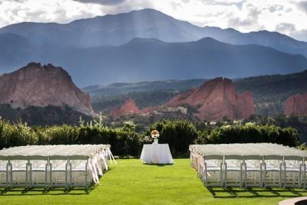 Garden of the Gods Club and Resort , Colorado