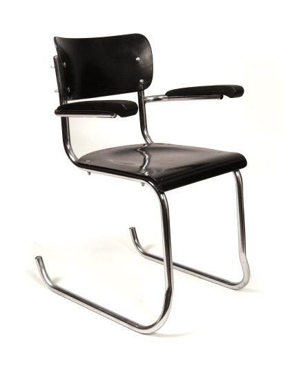 Bas van Pelt - Cantilever chair, around 1938