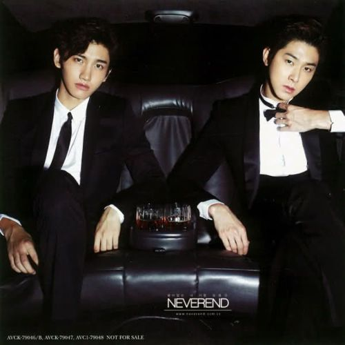 Changmin and Yunho (DBSK)