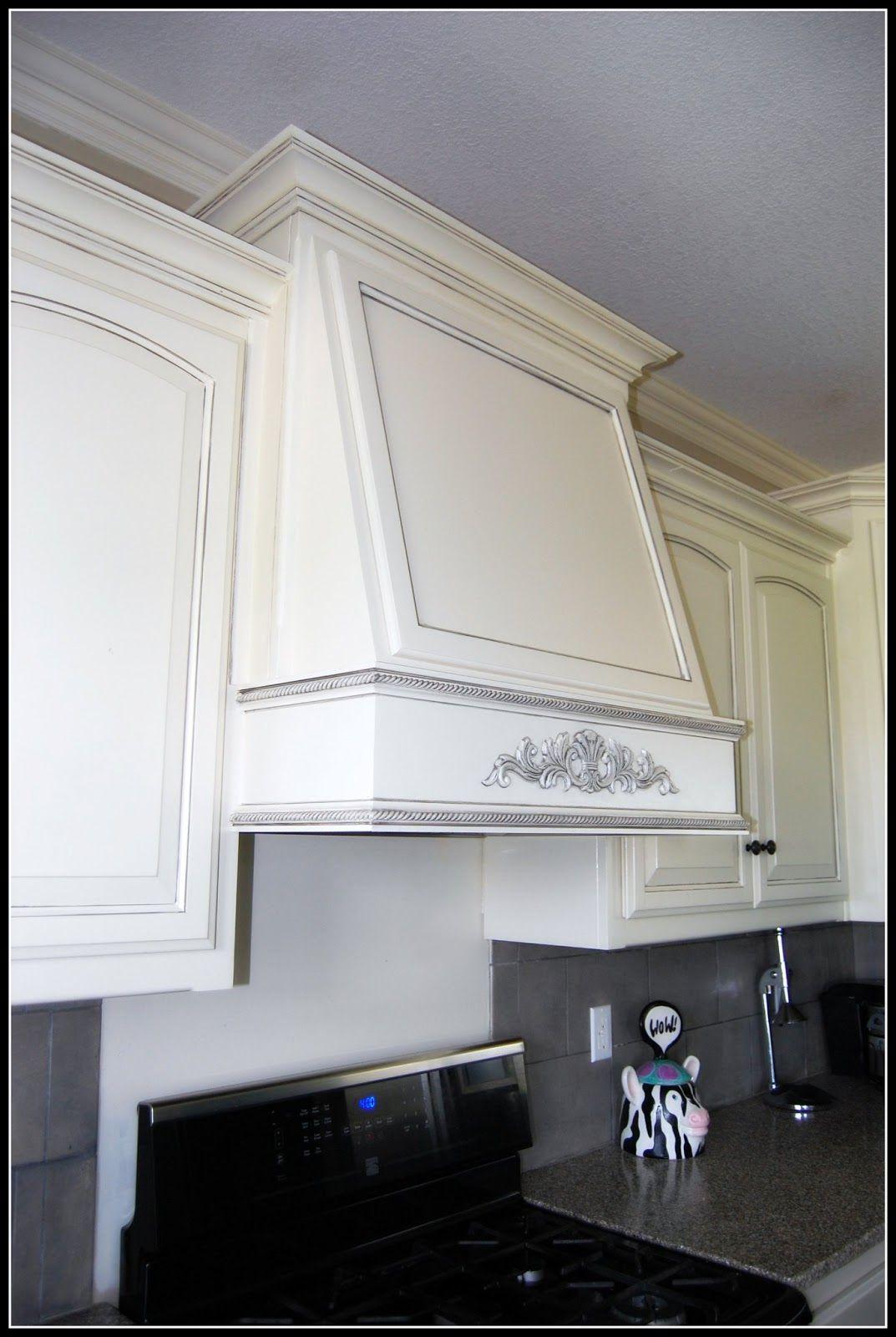 Diy Decorative Hood Range Vent Kitchen Vent Kitchen Range Hood Kitchen Accessories Decor