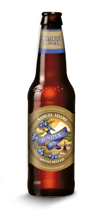 Samuel Adams Juniper IPA by Boston Beer Co.