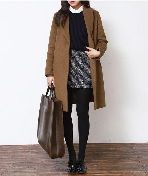 Petite Outfits Ideas-12 Neueste Modetrends für kurze Frauen #koreanstyleclothing