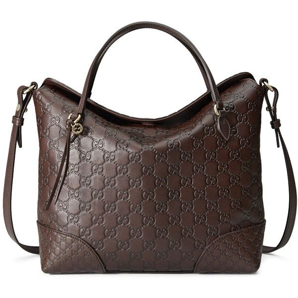 254439fc5ee Gucci Bree Guccissima Leather Top Handle Bag ( 1