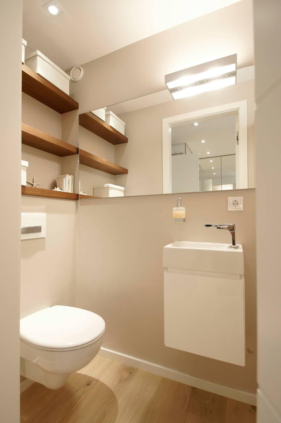 moderne badezimmer bilder: wohnung k, Badezimmer ideen