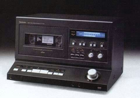 Vintage Audio Recorder On Vhs Tapes Technics Hifi Speakers For Sale Diy Turntable