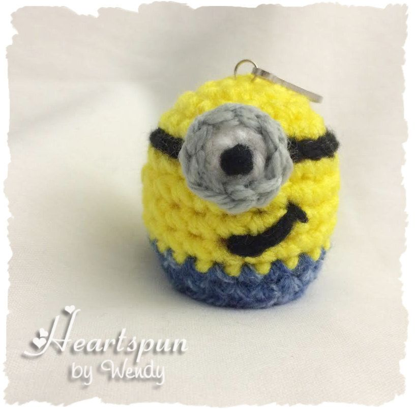 Minion Eos Lip Balm Holder Hand Sanitizer Holder Or Hanging