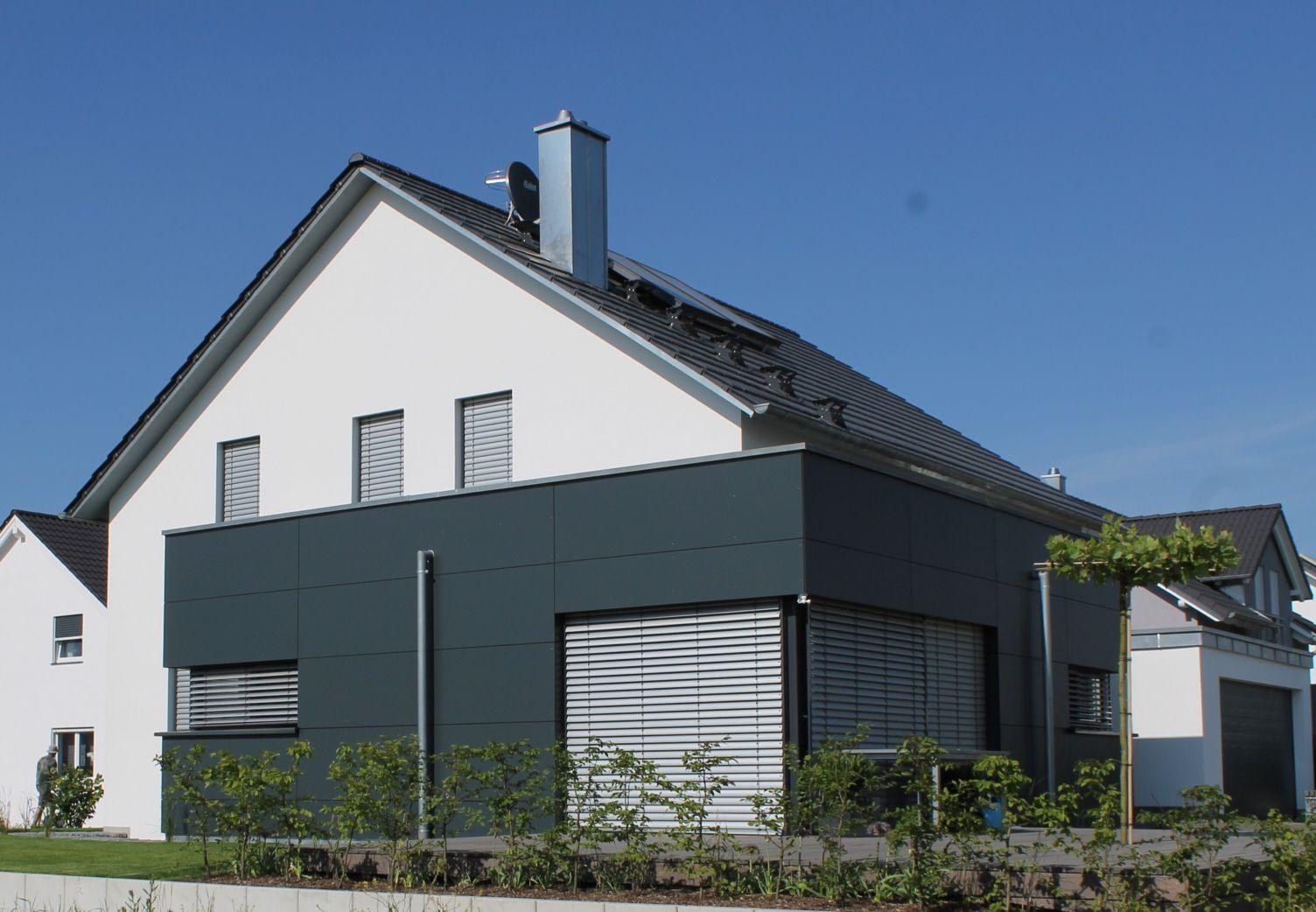 pin von catharina wagner auf anbau hausfassade pinterest anbau hausfassaden und fassaden. Black Bedroom Furniture Sets. Home Design Ideas
