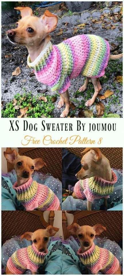 Best Baby Crochet Sweater Small Dogs 68+ Ideas #dogcrochetedsweaters Best Baby Crochet Sweater Small Dogs 68+ Ideas #dogs #crochet #baby #dogcrochetedsweaters