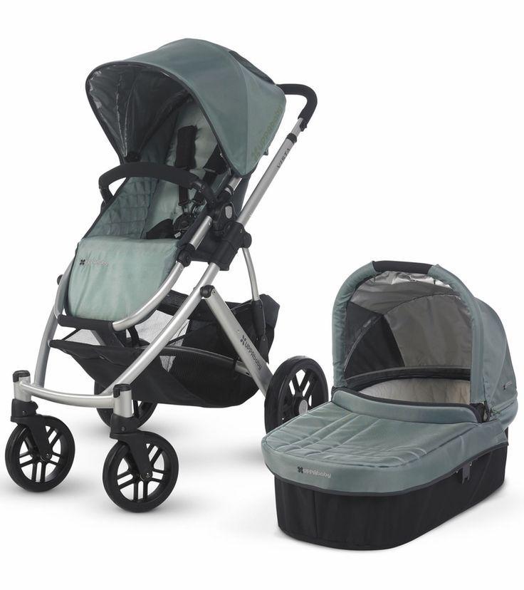 UPPAbaby Vista Stroller 2012 Carlin (Green) Carlin