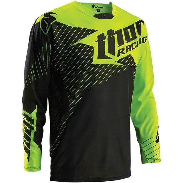 Download Thor Cold Weather Jersey Desain