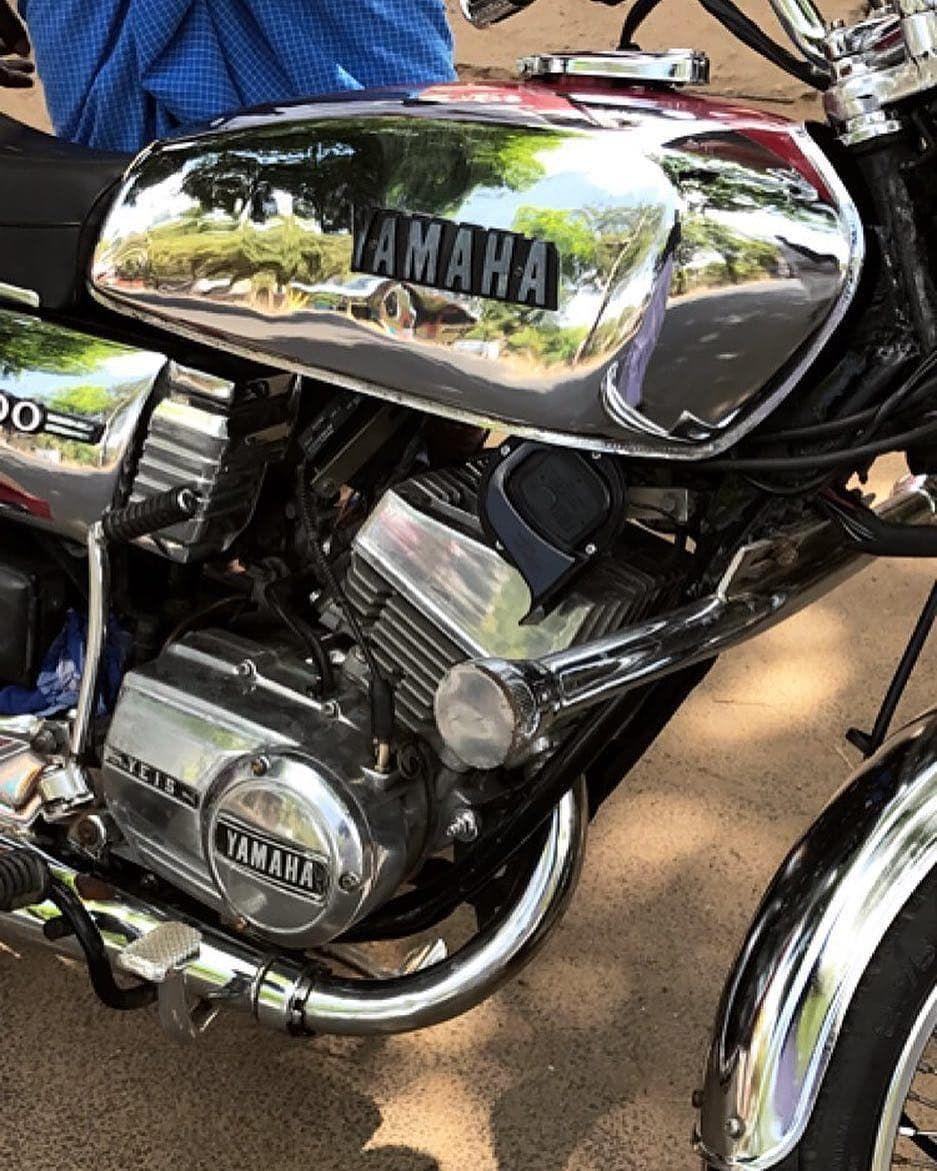 Yamaha Rx135cc Rx100 Caferacer Scrambler Rxzmembers