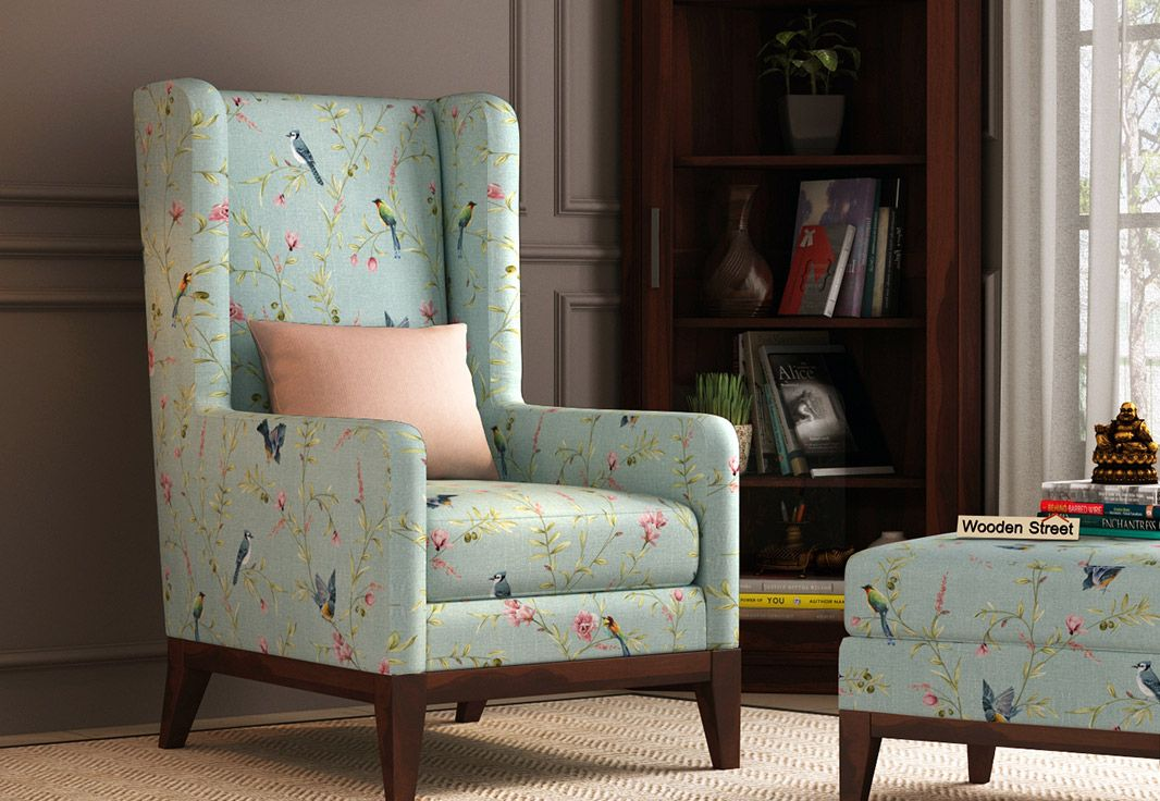 Buy Lounge Chair Online In India At Best Price Woodenstreet Loungechair Loungechairon In 2020 Living Room Sofa Design Lounge Chairs Living Room Single Sofa Chair