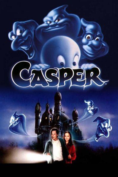 Casper 1995 Regarder Casper 1995 En Ligne Vf Et Vostfr Synopsis Un Tout Jeune Fantome Casper Ronge Son Frein Vieux Film Films D Halloween Film Casper
