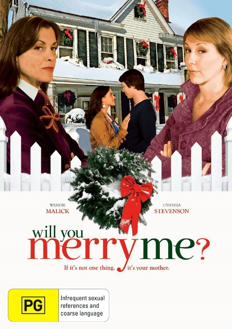 Will You Merry Me? is a 2009 Lifetime Network Original
