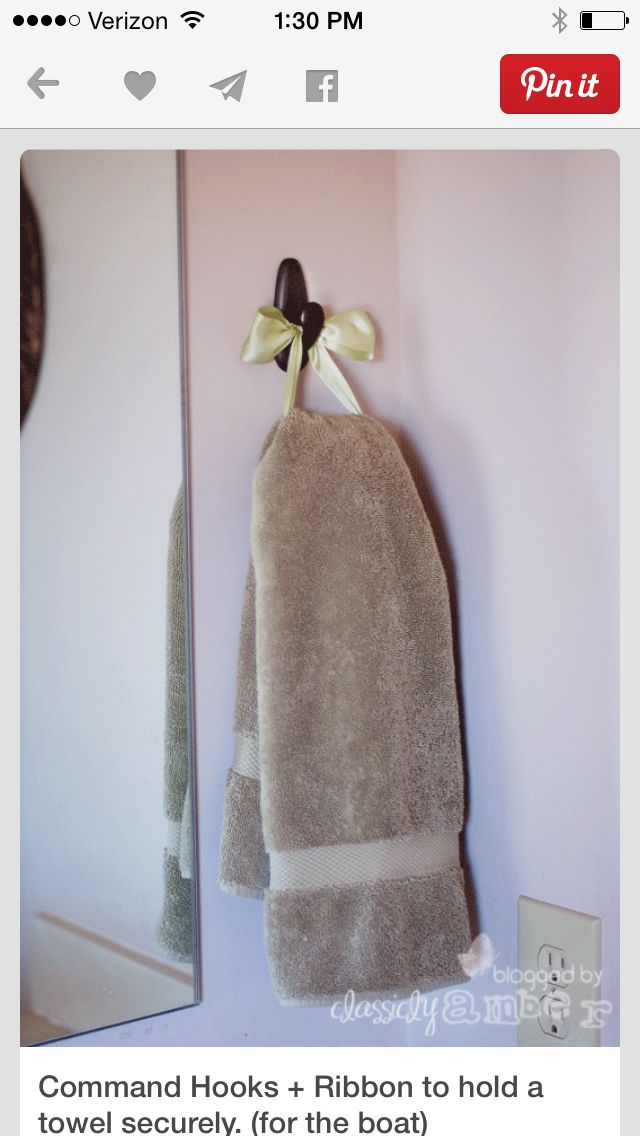 Easy Towel Hanging For Kids Hand Towel Command Hooks