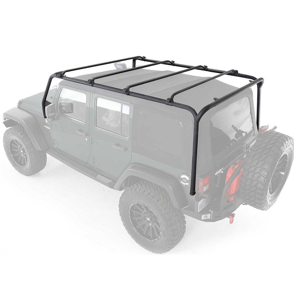 20072018 Wrangler JK 4 Door Roof Rack 76717 Jeep