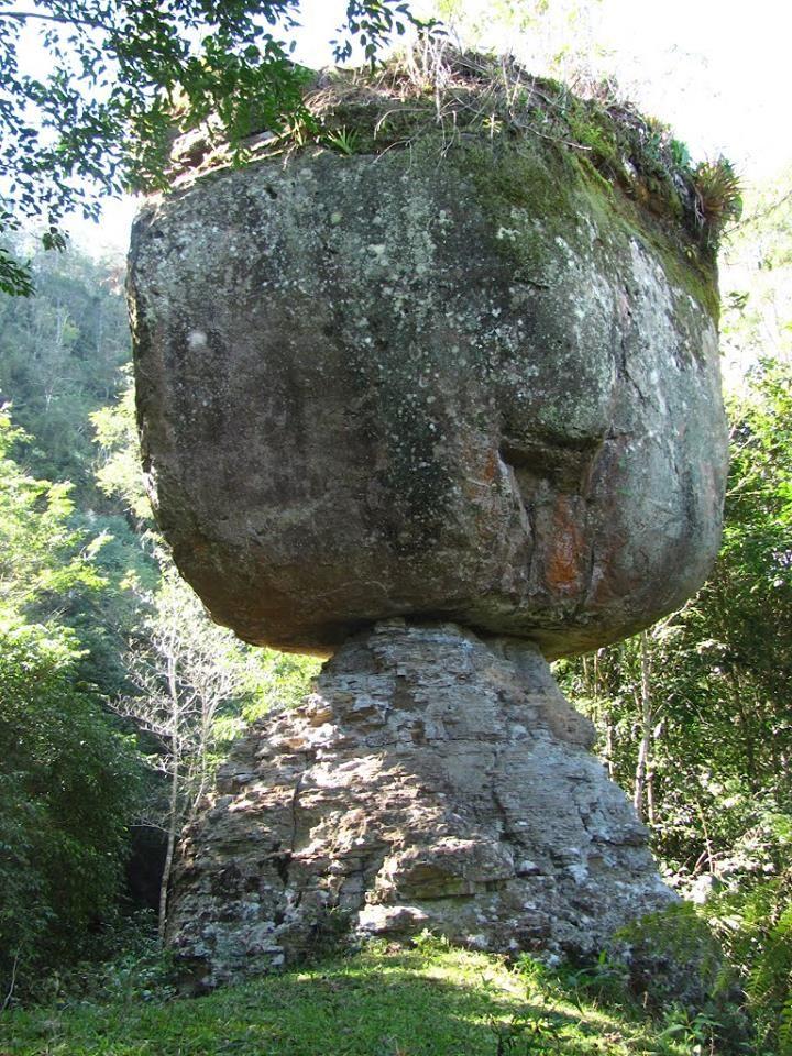 Pedra Vitor Meireles, Minas Gerais, Brasil.