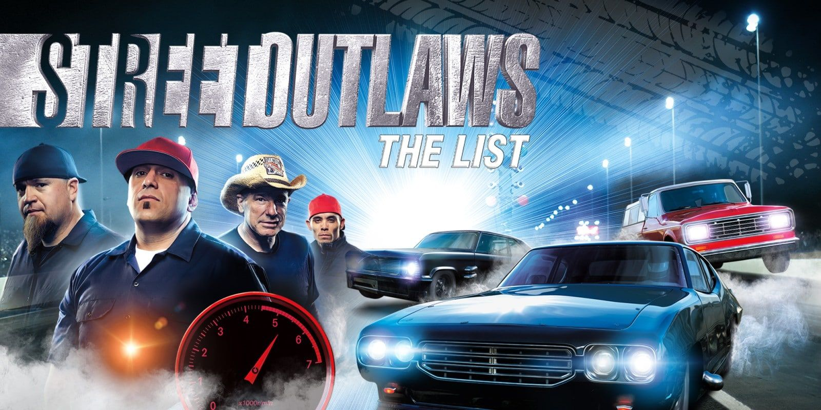 Street Outlaws The List Nintendo Switch Releases