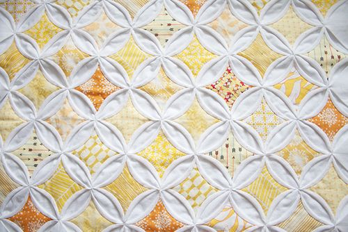Hand Sewn Cathedral Windows Tutorial — Amanda Farquharson